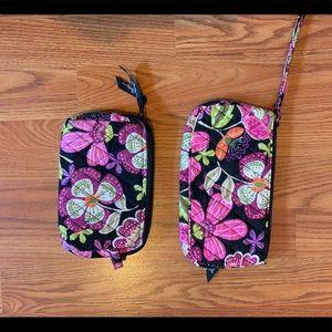 Set of 2 Vera Bradley accessories